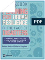 A Workbook on Planning for Urban Resilience in the Face of Disasters.pdf