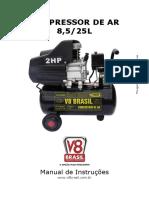 Compressor de Ar Pequeno