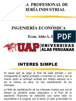 Interes Simple Compuesto