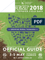 Agfest 2018 official guide