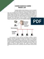 Nociones Basicas Sobre Redes Lan