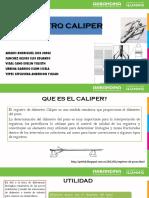 Registro Caliper