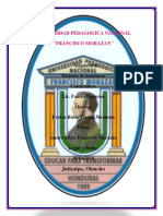 Ensayo Francisco Morazan