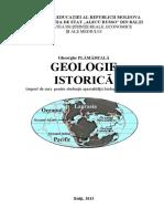Geologie Istorica. Plamadeala. 2015