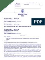 1.2 Office of the Court Administrator (OCA) vs Judge Florentino v. Floro Resolution a.M. No. MTJ-12-1813 Mar 31, 2006