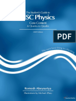 The Student's Guide to HSC Physics