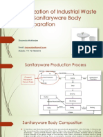 Use of Industrial Waste in Sanitaryware Body.pdf
