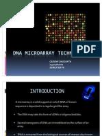 Dna Micro Array Technology
