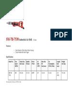 SUNMATCH Air Drill