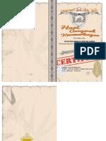 Kulit BUKU Ihtifal Kafa Al-Muhtadin 2017