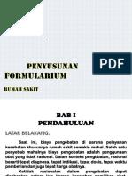 Penyusunan Formularium Rumkit(1)