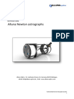 Alluna Technical-Data Astrographs English