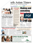 Vol.11 Issue 1 May 5-11, 2018
