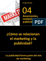 04 - Anunciantes, Marketing y Publicidad