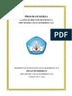 Program Kerja Buk Siti