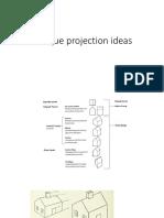 Oblique Projection Ideas