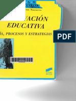 Innovación Educativa Rivas, M.(2000) (1)