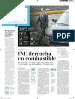 INE Derrocha en Combustible (4)