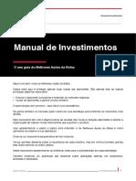 Manual de Investimentos