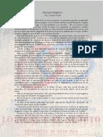 Preludio 5 XVIII JORNADA COLEGIOS CLÍNICOS