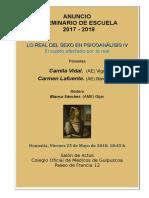 III Seminario Escuela_Donostia