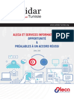 Rapport ALECA Et Service Informatique Solidar - Mustapha Mezghani Pub