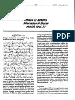 Terjemahan Tafsir Fi Zhilalil Oleh sayyid Qutb  Surah Al Buruj