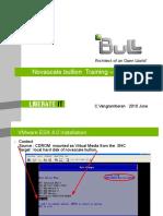 6 Novascale Bullion_Install VMware