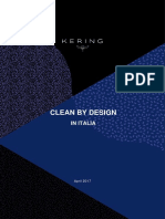 Kering Clean by Design in Italy - 2016 Results - 04.04.2017.Docx 0