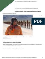 Más Allá Del Muro_ La Frontera También Cruza La Nación Tohono O'Odham _ Ciudad _ Tucson