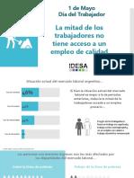 Día Del Trabajador 2018 IDESA