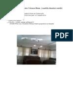 Location de vacance Cotonou-Bénin ( meublé,climatisé et ventilé )