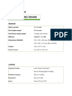 Specifications PDF
