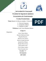 Valores Nutricionales del Viche, Carapachos rellenos  y Cangrejos al ajillo.docx