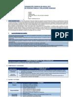 Pfrh 3b - Programa Anual