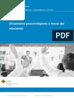 Tema 3º Dinamismo Psicorreligioso y Moral Del Educando- Copia