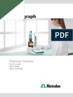 2005 - Gros, Bruttel, Von Kloeden - Practical Titration