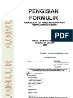 4. Form Izin Pembuangan Air Limbah