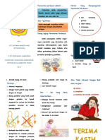 Leaflet Perawatan Perineum