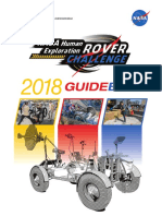 2018 Rover Challenge Guidebook