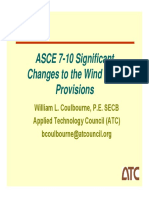 ASCE 7-10 Significant Changes to the Wind Load Provisions