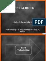 Presentasi Atresia Bilier