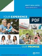 13-14 Abbott India Annual Report