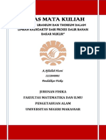 A.afdallah Husni 1212040001 Makalah Fisika Inti