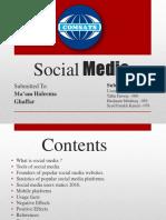 englishpresentation1socialmedia-161216170024