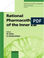 Rational Pharmacotherapy of the Inner Ear