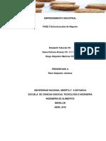 Estructura Plan de Negocio Final