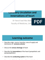 Coronary Circulation 2018
