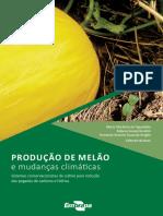 Produção de Melão e Mudanças Climáticas