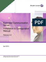 ECS42 Installation & Configuration Manual En